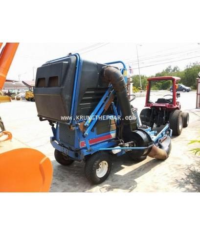 P5E .ขาย รถตัดหญ้า นั่งขับ มีถุงเก็บหญ้า ขนาดใหญ่  QWWAPT