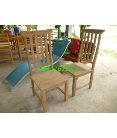 เก้าอี้ไม้สัก2