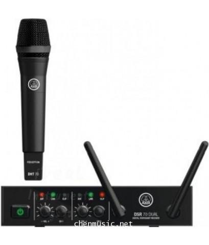 ไมโครโฟนไร้สาย AKG DMS70