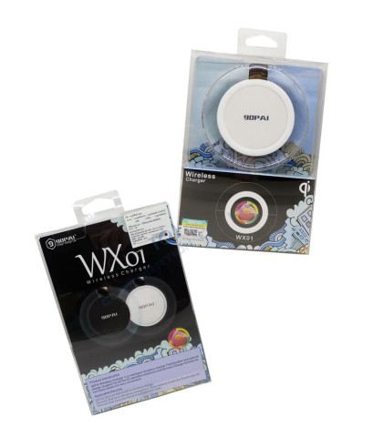 Wireless Charger WX01สีขาว
