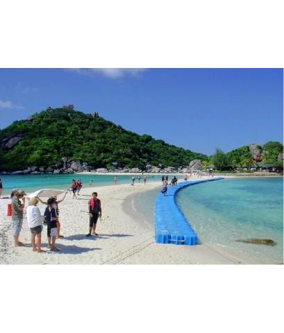 นำเที่ยวเกาะเต่า-เกาะนางยวน 1 วัน