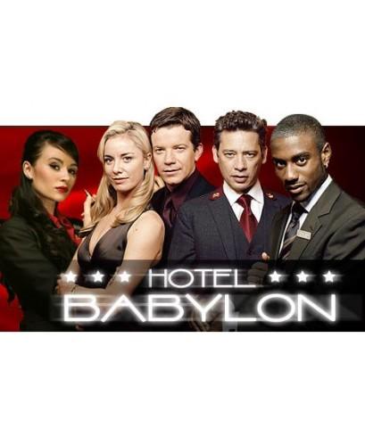ซีรี่ย์ฝรั่งHotel Babylon Season 3 โฮเต็ลบาบิลอน กระฉ่อนรักบรรลือโลก ปี3/เสียงไทย+ซับไทย D2D 2แผ่นจบ