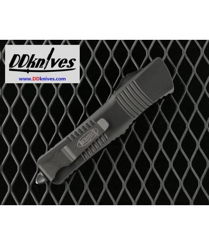 มีดออโต้ Microtech Combat Troodon D/E OTF Automatic Knife Black Blade, Black Handles (142-1T)