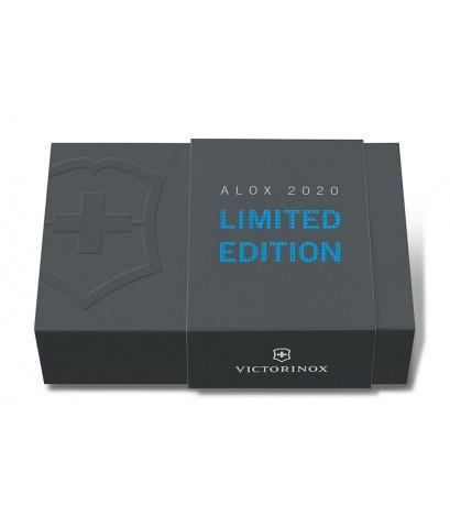 มีดพับ Victorinox Pioneer Alox Limited Edition 2020, Aqua Blue