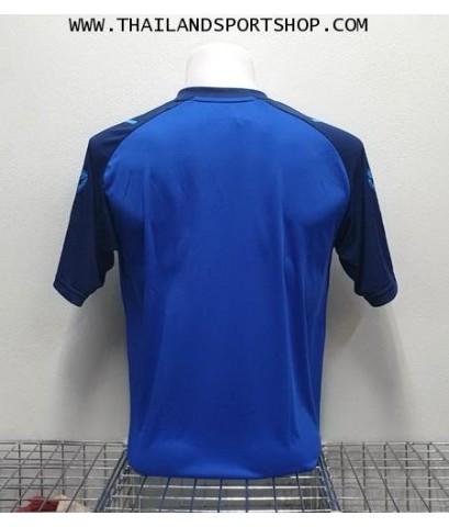 เสื้อกีฬา ยูเรก้า EUREKA รุ่น A5032 (สีน้ำเงิน  BD) ตัดต่อ