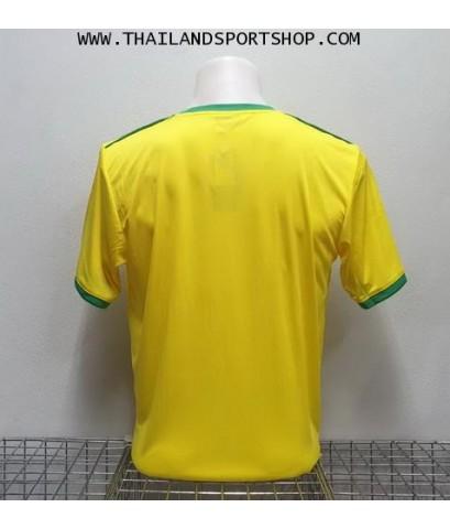 เสื้อกีฬา เรียล REAL รุ่น RAX-016 (สีเหลือง YG )