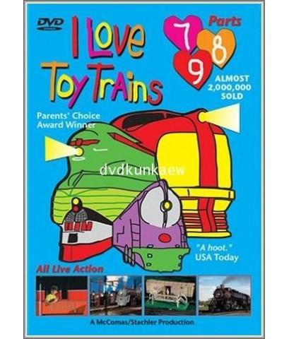I Love Toy Trains 1-5 dvd