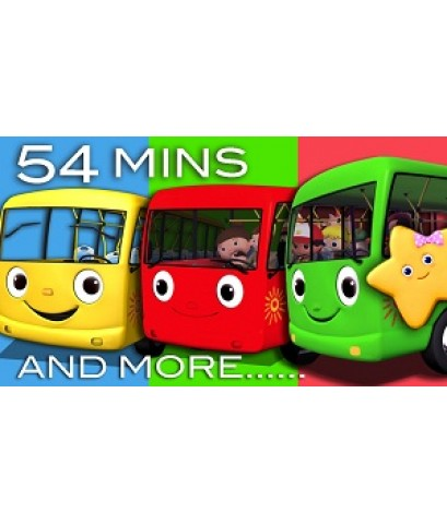 Wheels On The Bus - Plus Lots More Nursery Rhymes