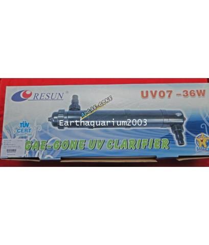 หลอด UV Resun UV-07-36 W