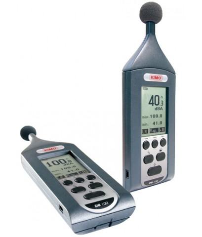 เครื่องวัดเสียง Time averaged sound level LAeq รุ่น DB100