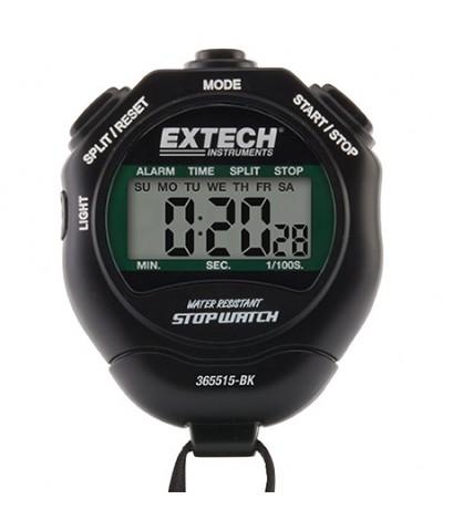 นาฬิกาจับเวลา Stopwatch/Clock with Backlit Display รุ่น 365515-BK