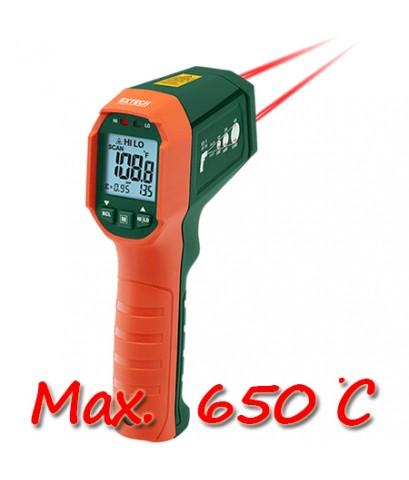 เครื่องวัดอุณหภูมิอินฟราเรด Dual Laser IR Thermometer EXTECH รุ่น IR320