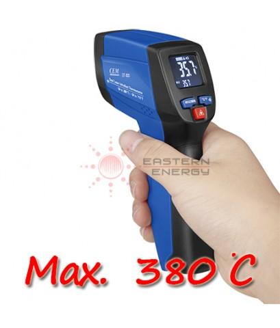 เครื่องวัดอุณหภูมิอินฟราเรด Mini InfraRed Thermometers รุ่น DT-820