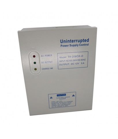 12V 5A Universal power supply control รุ่น TA-208CK-D