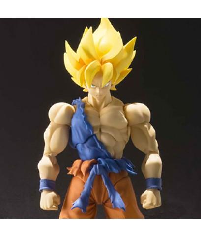 S.H.Figuarts Super Saiyan Son Goku Super Warrior Awakening Ver.[Re-Product]