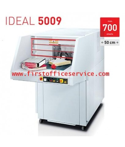 เครื่องทำลายเอกสาร IDEAL รุ่น 5009-3 CC
