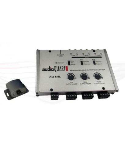 Audio Quart   AQ-6HL (Hi-LO)