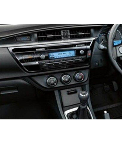 Alpha coustic  จอ Android ตรงรุ่นรถ Toyota ALTIS 2014(Ram 2 GB / Rom 16 / 4 Core)