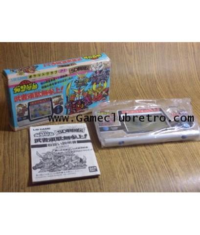 Game  Watch LSI Game Bandai SD Knight Gundam เกมกด กันดั้ม