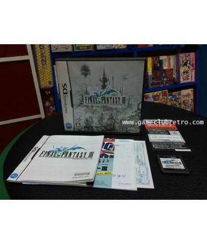 Final Fantasy 3 ไฟนอล แฟนตาซี 3