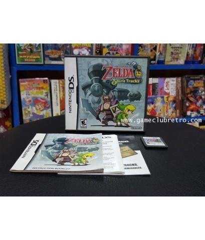 The Legend Of Zelda Spirit Track