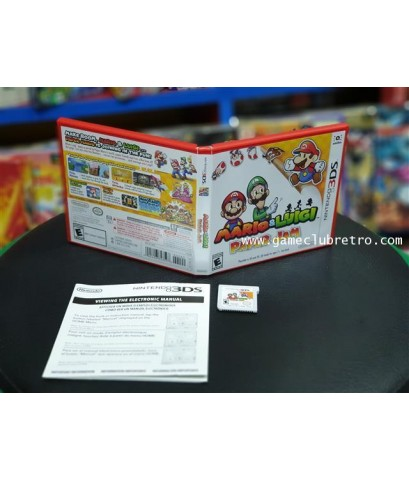 Mario  Luigi Paper Jam US Version