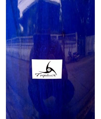กลองทอมบ้าไม้ สีน้ำเงิน Triplesix 10 และ 11 นิ้ว พร้อมขาตั้ง รุ่น 2021