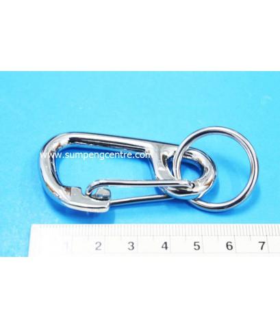 พวงกุญแจตัวล๊อค no:091