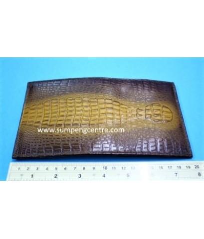 กระเป๋าหนังวัวอัดลาย - 2523