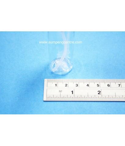 ขวดปั๊มพลาสติค หัวสเปรย์ 30cc (12 ชิ้น)