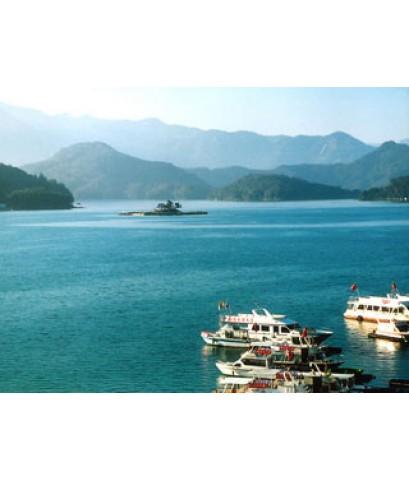 ทัวร์ไต้หวัน ทะเลสาบสุริยันจันทรา 6วัน4คืน XW //ราคา 17,999 บาท//