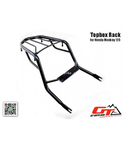 Topbox Rack for honda Monkey125