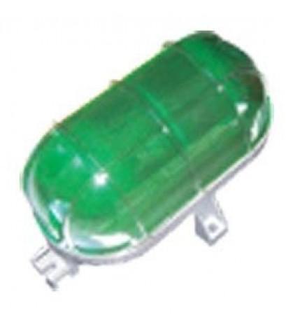 โคมไฟส่องสว่าง (โคมไฟรูปไข่)Bulkhead Luminaires IP55-HACO-WL-0607-GE