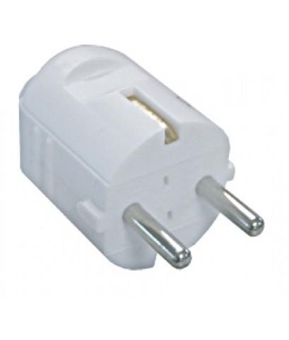 หัวปลั๊กเสียบเยอรมัน SCHUKO-และเต้ารับต่อกลางทาง Plug Top  Connector SCHUKO HACO-YC-DA-4Z