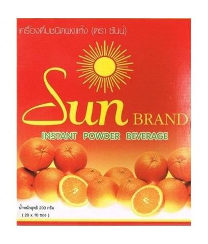 Sun Powder Detox ดีท็อกซ์  สลิม อาหารเพื่อสุขภาพซัน พาวเดอร์