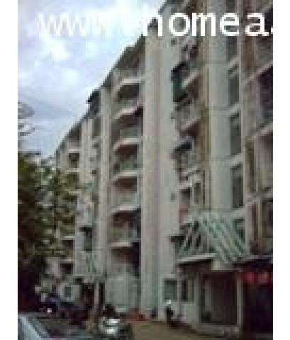 คอนโดบ้านสวนนวกานต์  อาคารดี ชั้น5 เนื้อที่ 27.20 ตร.ม. พร้อมอยู่ การเดินทางสะดวก