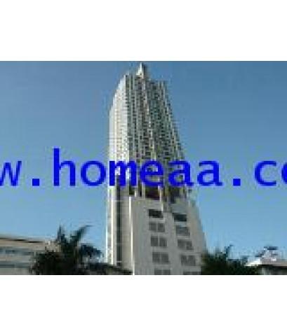 คอนโดมิเนียม สีลมสวีท ชั้น33 อาคาร1 เนื้อที่ 50.37 ตร.ม. ถ.สาทร12 สภาพพร้อมอยู่