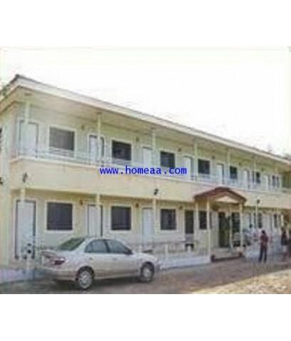 หอพัก 2 ชั้น 14ห้อง เนื้อที่ 117 ตร.วา ต.เนินหอม อ.เมือง จ.ปราจีนบุรี พร้อมกิจการ ทำเลดี
