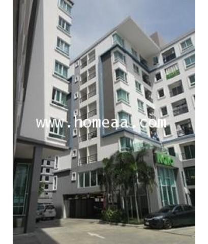 คอนโดมิเนียม อินซิโอ้ อาคารA ชั้น4 เนื้อที่ 34.56 ตร.ม. ถ.เสรีไทย บึงกุ่ม พร้อมอยู่ (C0979)