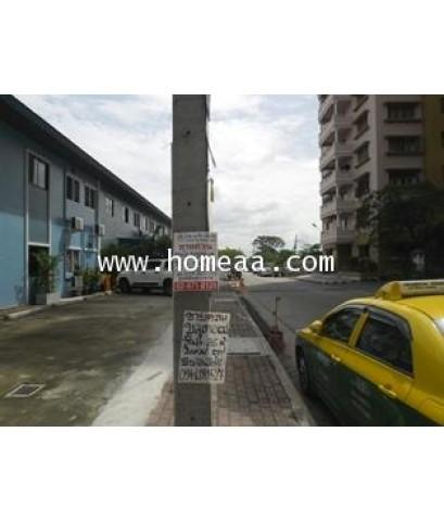 คอนโดมิเนียม (มุม) เดอะบลูเทอเรช คอนโดเทล ตึกD ชั้น12 พหลโยธิน72 เนื้อที่ 60.025 ตร.ม.  (C1007)