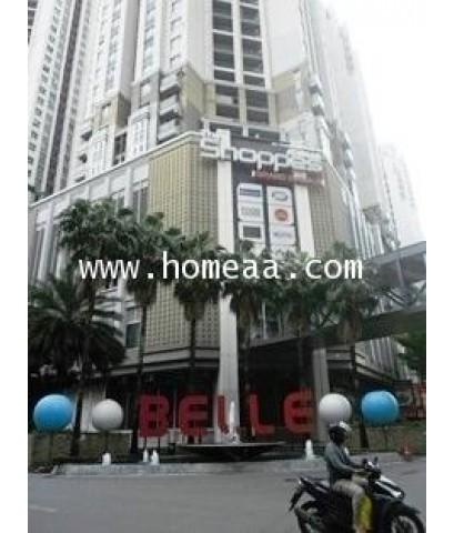คอนโดมิเนียม Belle Grand Rama9 ชั้น11 อาคารB2 เนื้อที่ 48.38 ตร.ม. ห้วยขวาง (C1021)