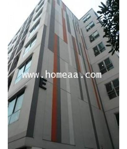 คอนโดมิเนียม (มุมติดสวน) เดอะนิชไอดี พระราม2 อาคารE เฟส2 ชั้น2 เนื้อที่ 35.11 ตร.ม.พร้อมอยู่(C1036)