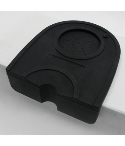 แผ่นยางรองแท็มเปอร์ เข้ามุม สีดำ1610-256-C01