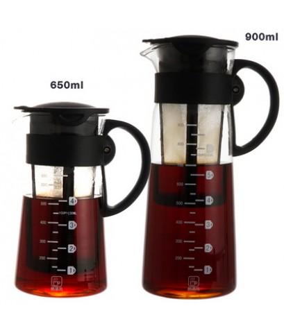แก้วชงชากาแฟ มีตะแกรงกรอง koonan 650ml. 1610-630
