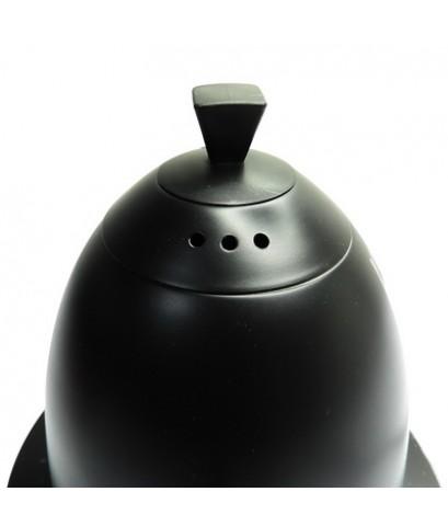 กาต้มน้ำคอห่าน Brewista ต้มตามอุหณภูมิที่กำหนด 600 ml. สีดำเยอรมัน 1614-174-C21