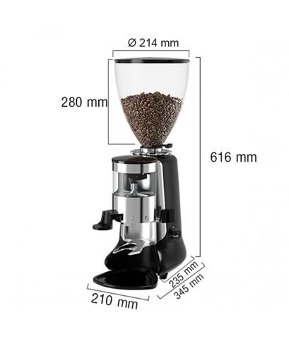 เครื่องบดกาแฟ ใช้งานหนัก เฟืองบด 64 mm. 350W 1614-198