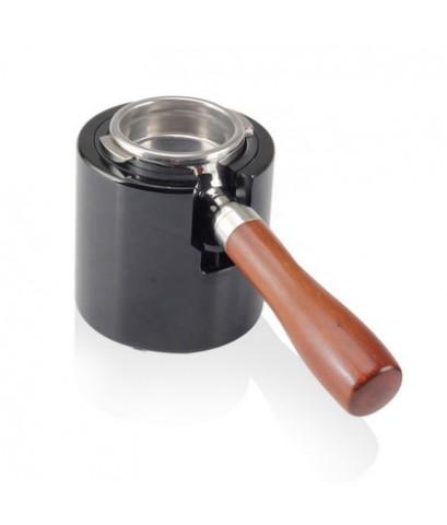 แท่นวางด้ามชงกาแฟ เครื่องมือบาริสต้า สีดำ 1610-648-C01