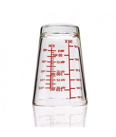 แก้วตวงกาแฟ แก้วช็อต  6 Oz. 1610-718