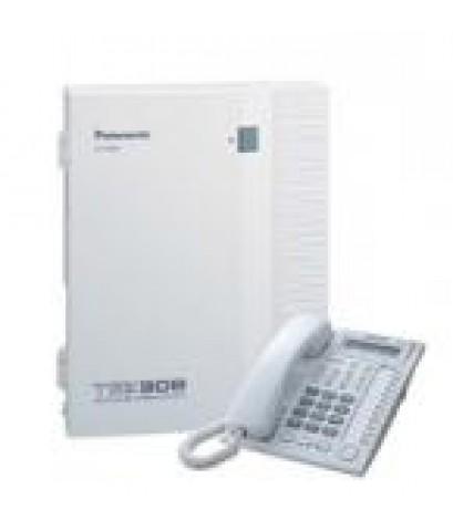 ตู้สาขาโทรศัพท์ Panasonic ตู้สาขา 3 สายนอก 8 สายใน รุ่น KX-TEB308BX