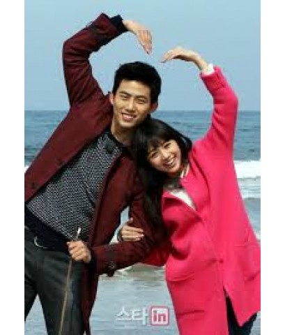 Global We Got Married TaecYeon (แทคยอน 2PM)  GuiGui (กุ่ยกุ่ย) Ep.06-Ep.10 : 1 DVD [Sub Thai]